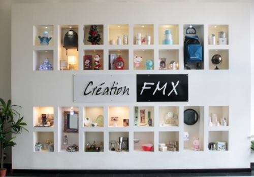 Showroom Fomax